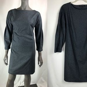 Banana republic three-quarter length sleeve dress
